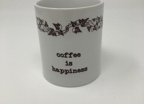 Coffee is Happiness Mug