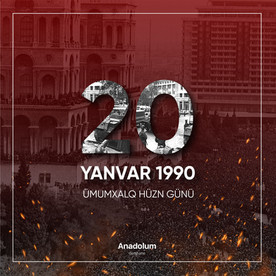 20 Yanvar-Ümumxalq hüzn günü