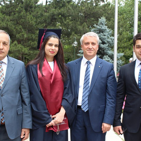 Anadolu Universiteti məzunu Şəbnəm Babayevanın müsahibəsi