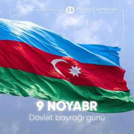 9 Noyabr Bayraq Günüdür!