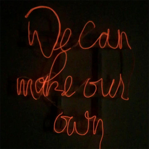 WE CAN MAKE OUR OWN