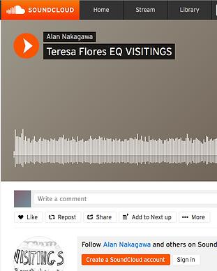 Teresa Flores EQ Visitings