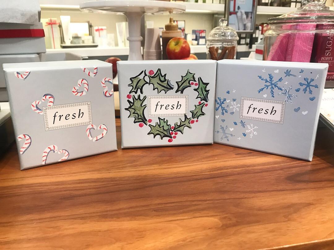 Fresh Holiday Gift Boxes