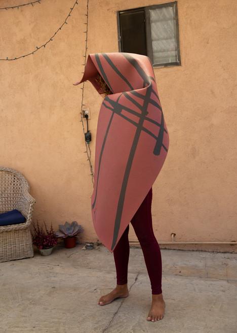 LACMA Art Moves TamaYoga  - Teresa Flores