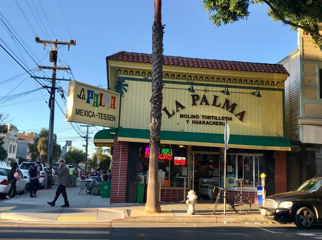 Foods for EQL were purchased at La Palma, Casa Lucas Market and Five Markets.