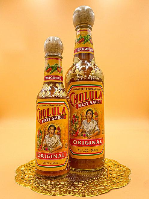 Adornamented Cholula