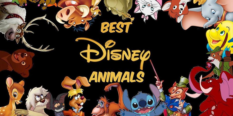 Disney Animals Trivia