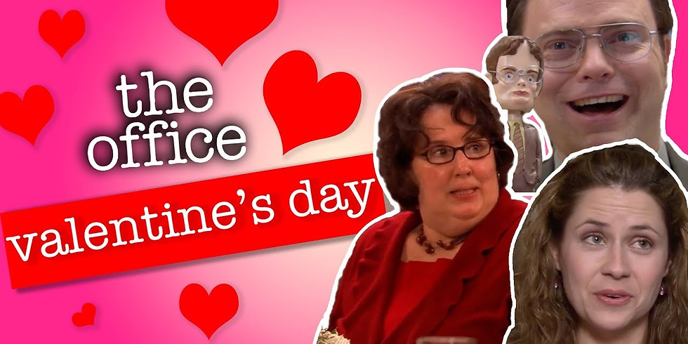 The Office Valentine's Trivia