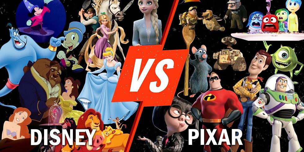 Disney vs. Pixar