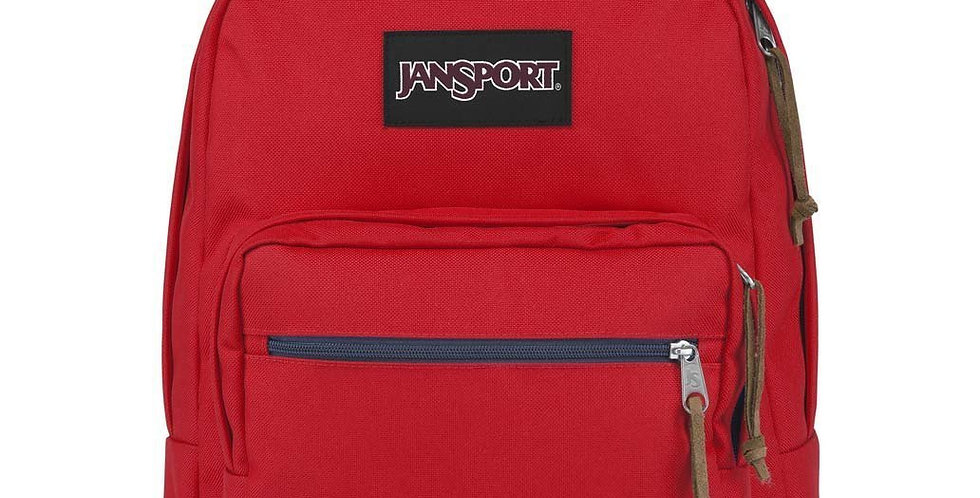 JanSport Right Pack Red Tape