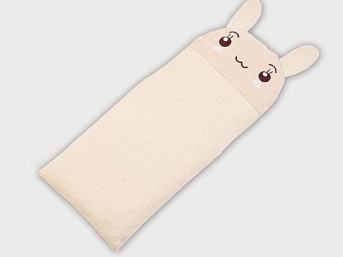 LW1014 嬰兒針織枕頭 - 聰明小兔