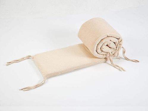 LW1022 嬰兒針織床圍 - 自然色系