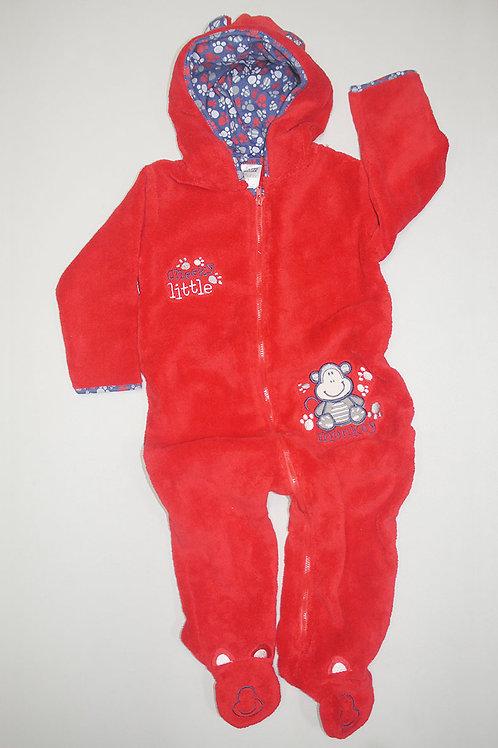 LW3086 嬰兒連帽冬季夾衣 (0-12 months)