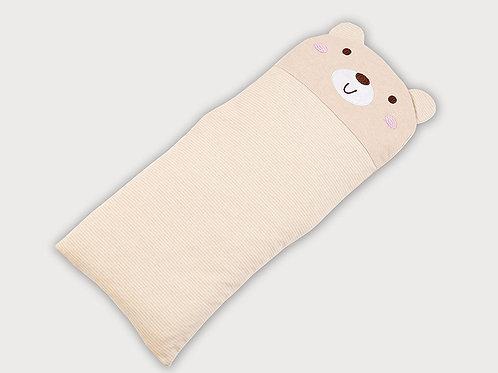 LW1019 嬰兒針織枕頭 - 快樂小熊