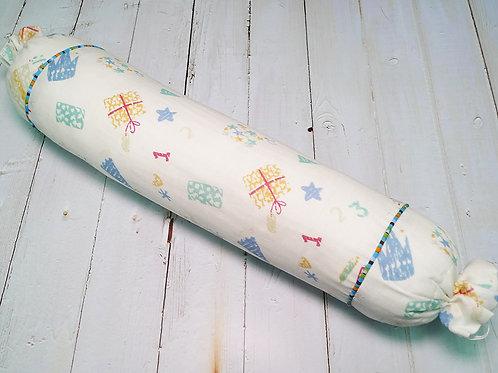 LW1052 嬰兒紗布抱枕 - 節日喜悅