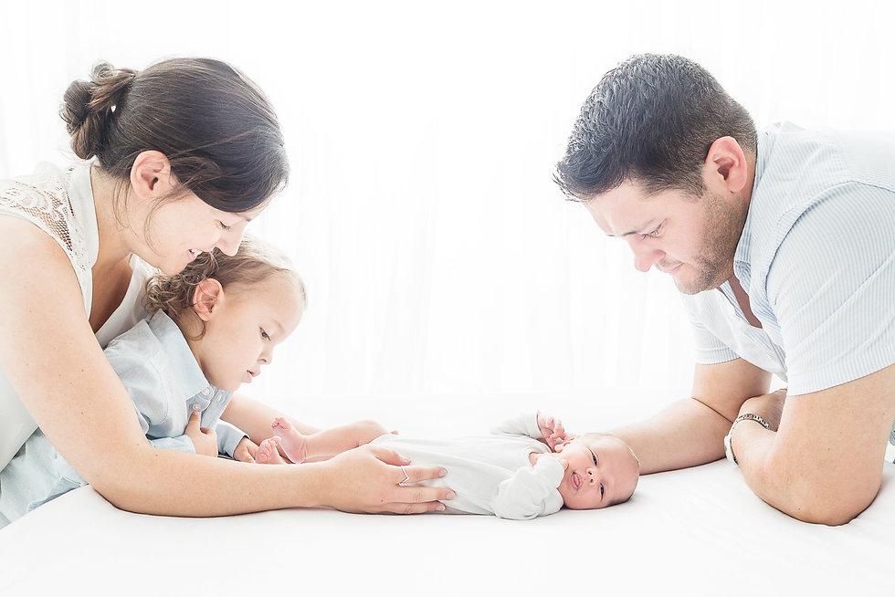 Newborn baby photographer, plymouth, Devon - Oh So Peachy Photography