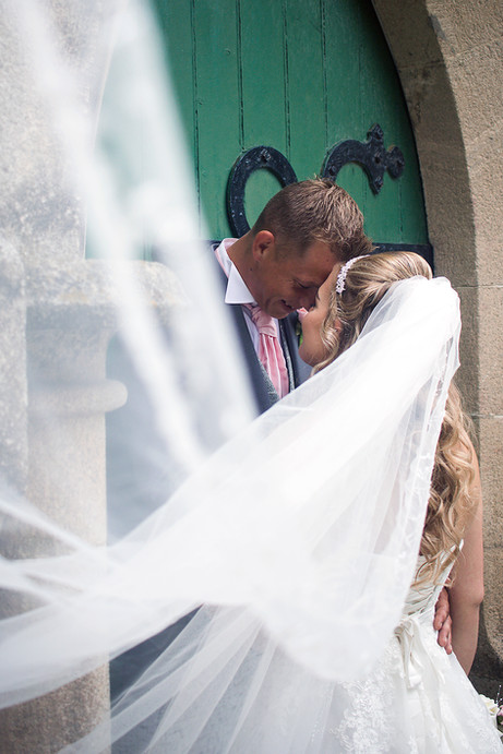 Wedding photographer | St Austell, Cornwall