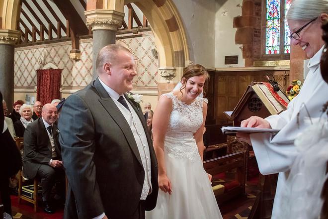 Church Wedding Photographer   Torpoint, Plymouth