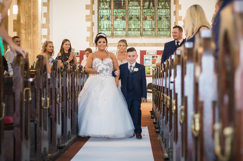 Church Wedding Photographer | Emmanueal Church, Plymouth, Devon