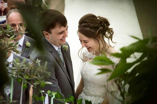 Wedding Photographer | Eden Project, Cornwall