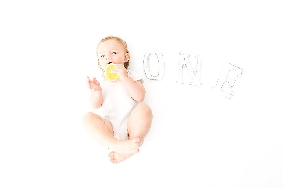 first birthday children photographer, Plymouth, Devon - Oh So Peachy Photography