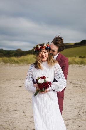 Elopment Wedding Photographer   Cornwall, UK
