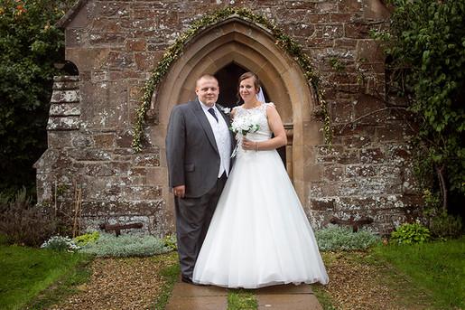 Church Wedding Photographer | Plymouth, Devon