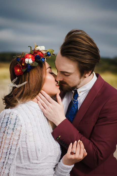 Beach Wedding Photographer | Cornwall, UK