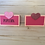 Thumbnail: Pink Heart Food Buffet Tent Cards Deluxe Pack