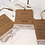 Thumbnail: Wedding Milestone Firsts Wine Tags, Shabby Chic Set of Hanging Tags