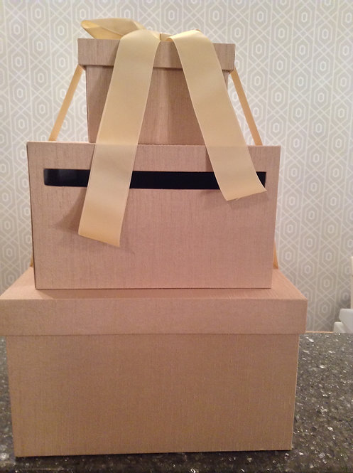 Champagne Presents Envelope Box