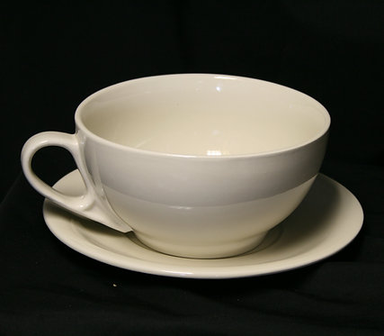 Jumbo Tea Cup & Saucer