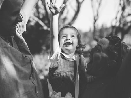 EDINBURGH FAMILY PHOTOGRAPHER             { CARRIE, ANGUS + DARCIE }