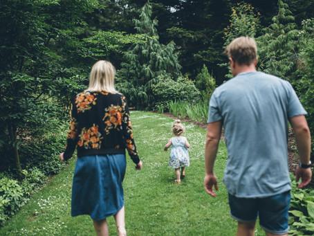 NATURAL FAMILY PHOTOGRAPHY EDINBURGH { MHARI, LEE + EVE }