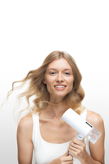 2-in-1 Handheld Facial and Hair Steamer