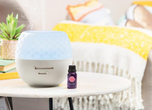 The New Scentsy Deluxe Diffuser