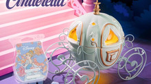Scentsy Disney Cinderella Carriage goes on sale 6th April 2020