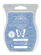 Sleigh All Day Scentsy Bar