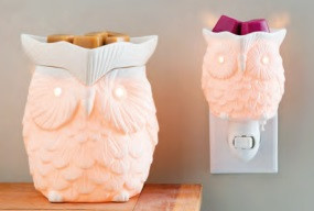 Whoot Scentsy Warmer from Aromaz