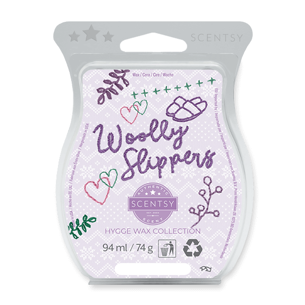 Wooly Slippers Scentsy Wax Bar