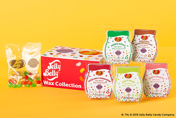 Jelly Belly Bean Scentsy Collection from