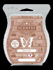 Spice Cake ~Scentsy Bar