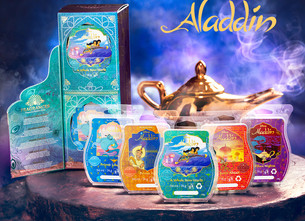 The Disney Aladdin Collection by Scentsy