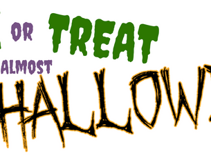 Fun Halloween Decor that's Cheap, Cheerful and Fun!