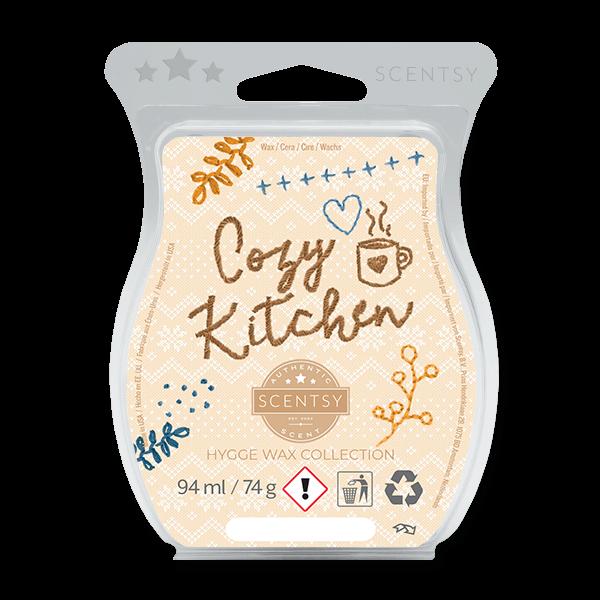 Cozy Kitchen Scentsy Wax Bar