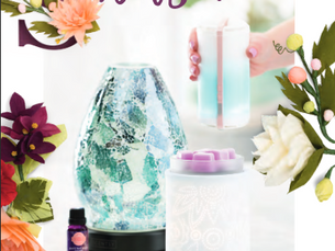 Get Your Copy of the New Scentsy Spring Summer 2018 Catalogue