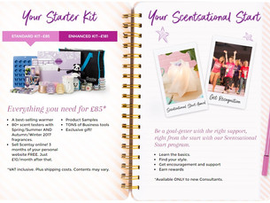 Join Scentsy UK in August