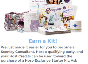 Great New Way to Join Scentsy!