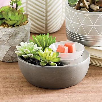 Scentsy Little Garden Warmer, Scentsy Plant Warmer, Scentsy meditation