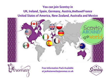 How to Join Scentsy UK & Europe